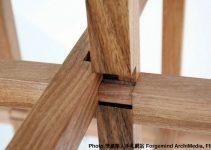 la madera como material estructural